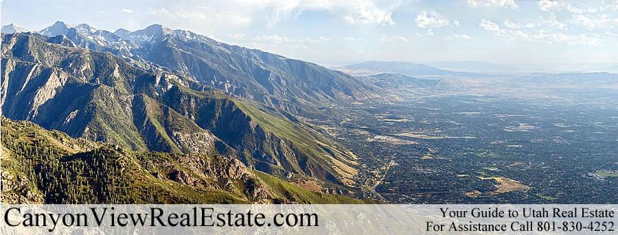 Utah Real Estate Utah County Real Estate Salt Lake County Real Estate Canyon View Real Estate